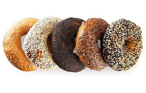 Bagels by Modernist Cuisine, Photo by @modcuisine